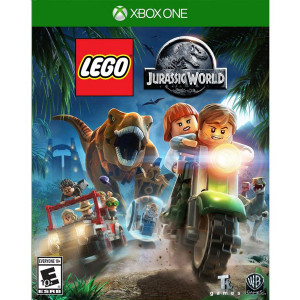LEGO Jurassic World Video game for Microsoft Xbox One