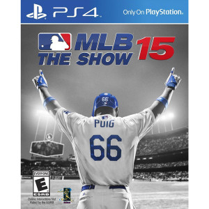MLB 15 The Show Video Game for Sony PlayStation 4