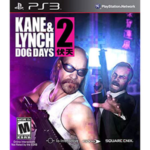 Kane & Lynch 2 Dog Days Video Game for Sony PlayStation 3