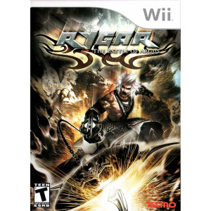 Rygar The Battle of Argus Video Game for Nintendo Wii