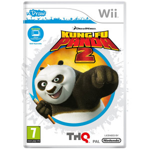 uDraw Kung Fu Panda 2 Video Game for Nintendo Wii
