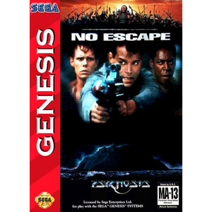 No Escape - Genesis Game