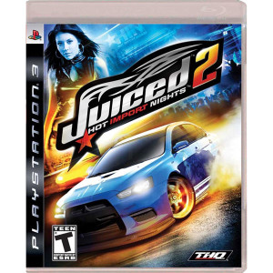 Juiced 2 Hot Import Nights Video Game for Sony PlayStation 3