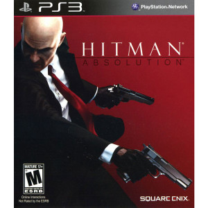 Hitman Absolution Video Game for Sony PlayStation 3