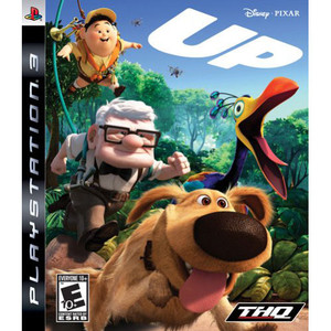 Up Video Game for Sony PlayStation 3