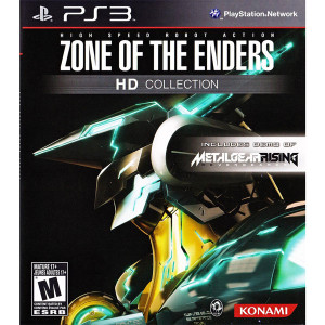 Zone of the Enders HD Collection Video Game for Sony PlayStation 3