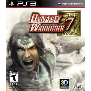 Dynasty Warriors 7 Video Game for Sony PlayStation 3