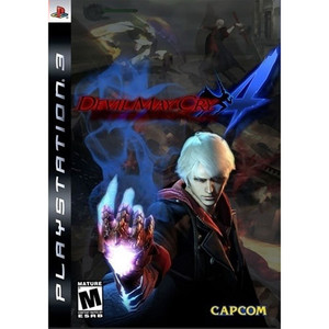 Devil May Cry 4 Video Game for Sony PlayStation 3