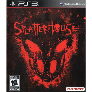 Splatterhouse Video Game for Sony PlayStation 3
