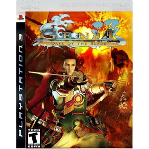 Genji Days of the Blade Video Game for Sony PlayStation 3