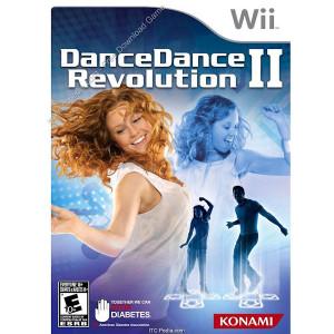 Dance Dance Revolution II Video Game for Nintendo Wii
