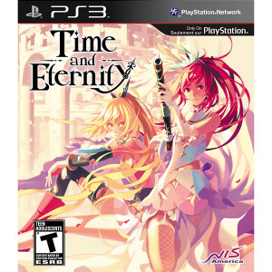 Time and Eternity Video Game for Sony PlayStation 3
