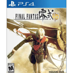 Final Fantasy Type-0 HD Video Game for Sony PlayStation 4