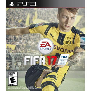 FIFA 17 Video Game for Sony PlayStation 3