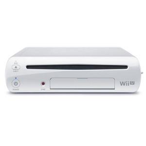 Nintendo Wii U 8GB White System Player Pak