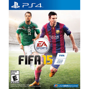 FIFA 15 Video Game for Sony PlayStation 4