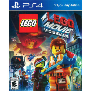 LEGO The LEGO Movie Videogame for Sony PlayStation 4