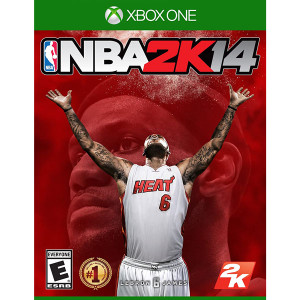 NBA 2K14 Video Game for Microsoft Xbox One