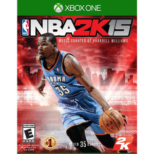 NBA 2K15 Video Game for Microsoft Xbox One