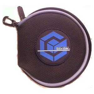 Nintendo Gamecube Travel Disc Case