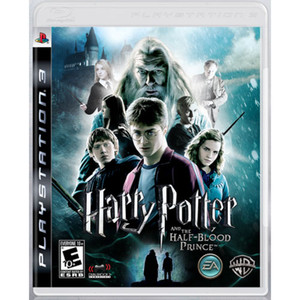 Harry Potter and the Half-Blood Prince Video Game for Sony PlayStation 3