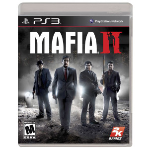 Mafia II Video Game for Sony PlayStation 3