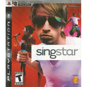 Singstar Video Game for Sony PlayStation 3