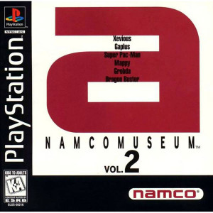 Namco Museum Vol. 2 Video Game for Sony PlayStation