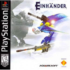Einhander Video Game for Sony PlayStation