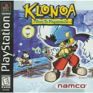 Klonoa Door to Phantomile