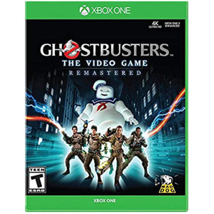 Ghostbusters The Video Game Remastered Video Game for Microsoft Xbox One