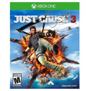 Just Cause 3 Video Game for Microsoft Xbox One