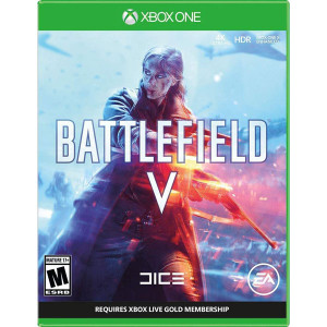 Battlefield V Video Game for Microsoft Xbox One