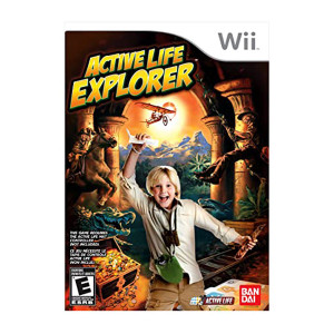 Active Life Explorer Video Game for Nintendo Wii