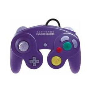 Original Gamecube/Wii Indigo Controller - Discounted