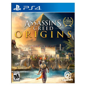 Assassin's Creed Origins Video Game for Sony PlayStation 4