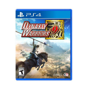 Dynasty Warriors 9 Video Game for Sony PlayStation 4