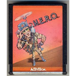 HERO Video Game for Atari 2600