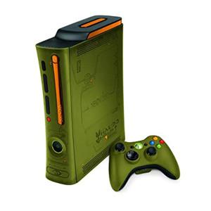 Xbox 360 20GB Player Pak Halo 3 Edition