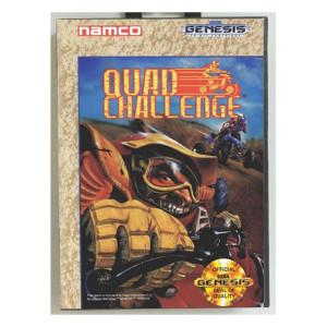 Complete Quad Challenge
