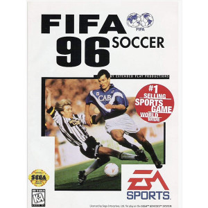 Complete FIFA Soccer 96
