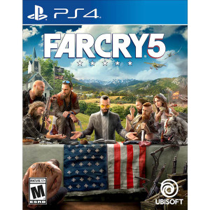 Far Cry 5 Video Game for Sony PlayStation 4