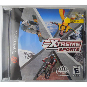 Xtreme Sports Video Game for Sega Dreamcast