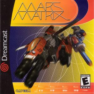 Mars Matrix Video Game for Sega Dreamcast