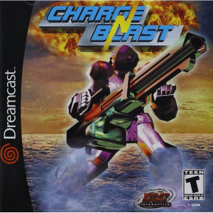 Charge N Blast Video Game for Sega Dreamcast