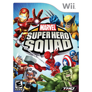 Marvel Super Hero Squad Video Game for Nintendo Wii