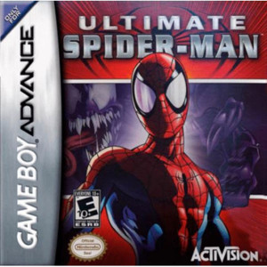 Complete Ultimate Spider-Man Video Game for GBA