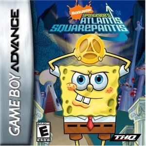 Complete Spongebob Atlantis Squarepantis