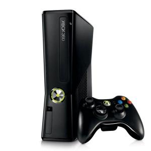 Complete Xbox 360 S 4GB Black in Box