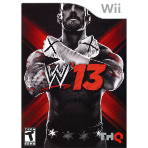 WWE '13 Video Game for Nintendo Wii